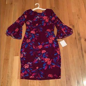 Calvin Klein fall dress